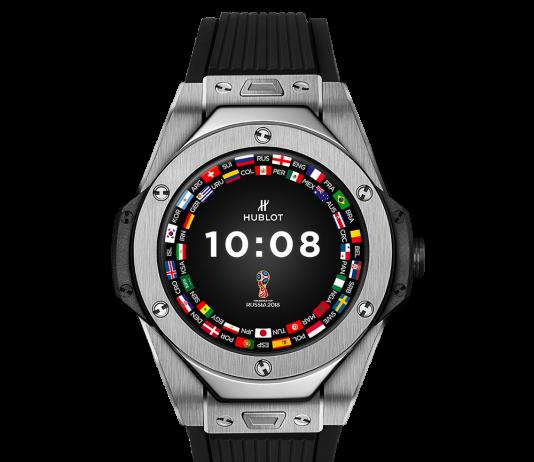 7062c28d3c2 Conheça o relógio inteligente usado pelos árbitros na Copa do Mundo